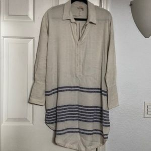Free People Womens Dress Size Medium